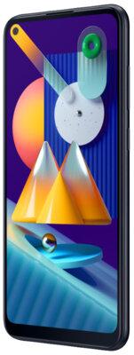 Смартфон Samsung Galaxy M11 3/32Gb Black 6
