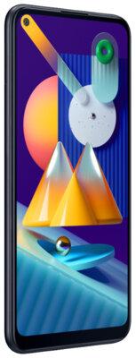 Смартфон Samsung Galaxy M11 3/32Gb Black 7