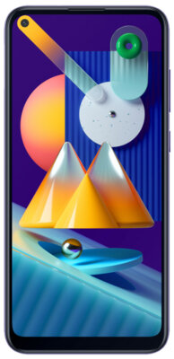 Смартфон Samsung Galaxy M11 3/32Gb Violet 1