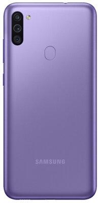 Смартфон Samsung Galaxy M11 3/32Gb Violet 2