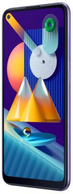 Смартфон Samsung Galaxy M11 3/32Gb Violet 6