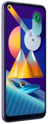 Смартфон Samsung Galaxy M11 3/32Gb Violet 7