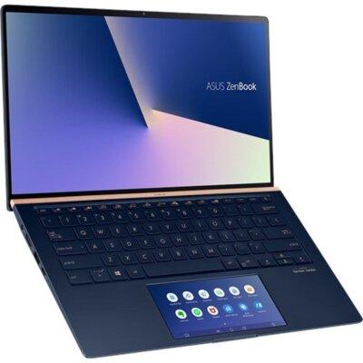 Ноутбук ASUS UX434FL-AI114T (90NB0MP3-M10730) Royal Blue 2