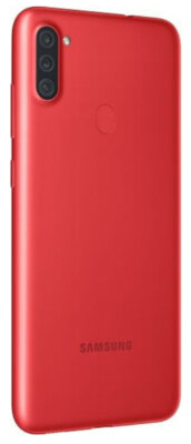 Смартфон Samsung Galaxy A11 Red 4