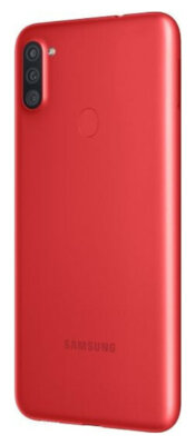 Смартфон Samsung Galaxy A11 Red 5