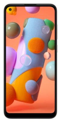 Смартфон Samsung Galaxy A11 White 1