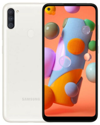 Смартфон Samsung Galaxy A11 White 2