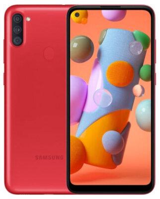 Смартфон Samsung Galaxy A11 Red 2