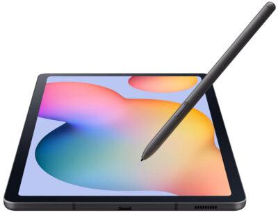 "Планшет Samsung Galaxy Tab S6 Lite 10.4"" WiFi 4/64Gb Gray 6"