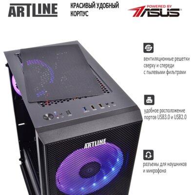 Системний блок ARTLINE Gaming (X48v11) 2