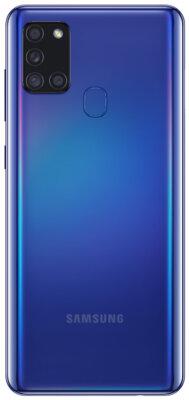 Смартфон Samsung Galaxy A21s Blue 2