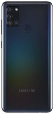 Смартфон Samsung Galaxy A21s Black 2