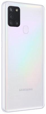 Смартфон Samsung Galaxy A21s White 5