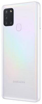 Смартфон Samsung Galaxy A21s White 6