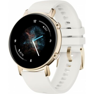 Смарт-годинник Huawei Watch GT 2 Classic Edition 42mm Frosty White (55025350) 1