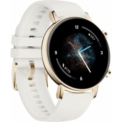 Смарт-годинник Huawei Watch GT 2 Classic Edition 42mm Frosty White (55025350) 3