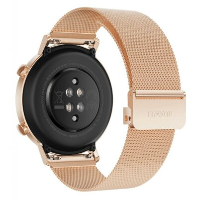 Смарт-часы Huawei Watch GT 2 Elegant Edition 42mm Refined Gold (55024610) 4