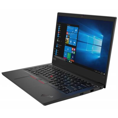 Ноутбук Lenovo ThinkPad E14 (20RA002URT) Black 3