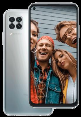 Смартфон HUAWEI P40 lite 6/128 Silver 1