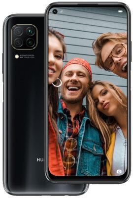 Смартфон Huawei P40 Lite 6/128 Black 1