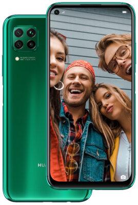 Смартфон Huawei P40 Lite 6/128 Green 1