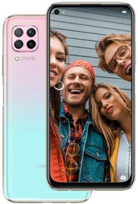 Смартфон Huawei P40 Lite 6/128 Pink 1