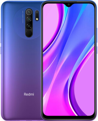 Смартфон Xiaomi Redmi 9 3/32GB Sunset Purple 3