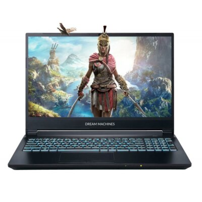 Ноутбук DREAM MACHINES G1650Ti-15 (G1650Ti-15UA57) Black 1