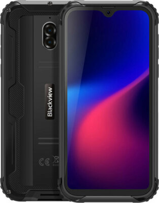 Смартфон Blackview BV5900 3/32GB DS Black 1