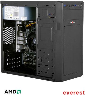 Cистемний блок EVEREST Office 1026 (1026_1324) 3