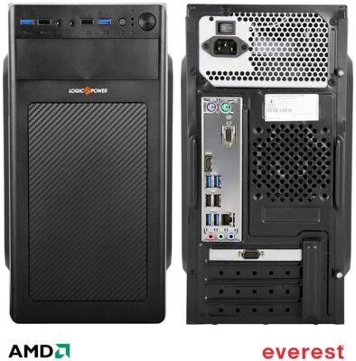Cистемний блок EVEREST Office 1036 (1036_6520) 2