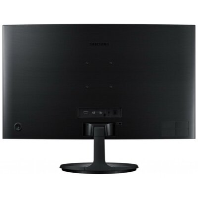 "Mонітор 27"" Samsung Curved C27F390F (LC27F390FHIXCI) Black 4"