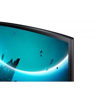 "Mонітор 27"" Samsung Curved C27F390F (LC27F390FHIXCI) Black 5"