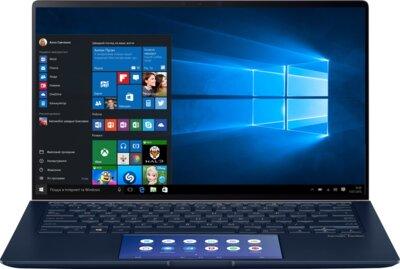 Ноутбук ASUS ZenBook UX433FLC-A6345T (90NB0MP1-M12070) Blue 1