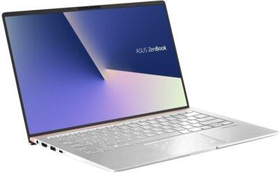 Ноутбук ASUS ZenBook UX433FLC-A6346T (90NB0MP8-M12080) Ice Silver 2