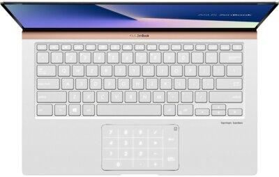 Ноутбук ASUS ZenBook UX433FLC-A6346T (90NB0MP8-M12080) Ice Silver 4