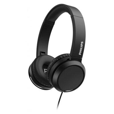 Наушники Philips On-ear headphones TAH4105 (TAH4105BK/00) Black 1