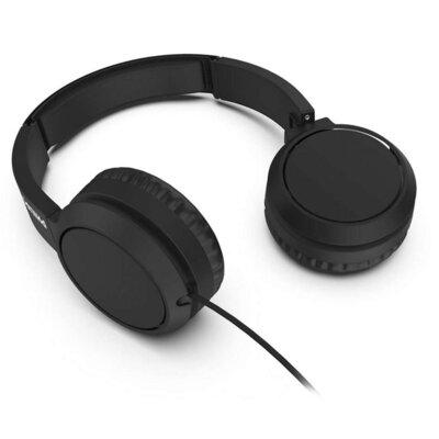 Наушники Philips On-ear headphones TAH4105 (TAH4105BK/00) Black 2