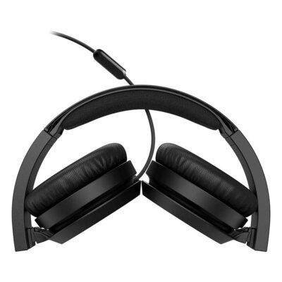 Наушники Philips On-ear headphones TAH4105 (TAH4105BK/00) Black 4