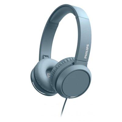 Наушники Philips On-ear headphones TAH4105 (TAH4105BL/00) Blue 1