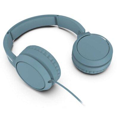 Наушники Philips On-ear headphones TAH4105 (TAH4105BL/00) Blue 2