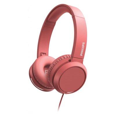 Наушники Philips On-ear headphones TAH4105 (TAH4105RD/00) Red 1