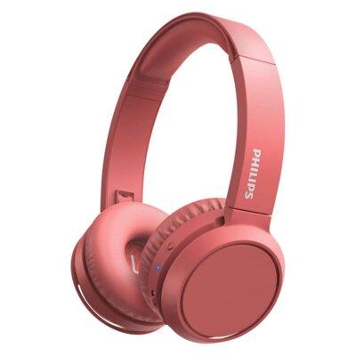 Наушники Philips Wireless Mic headpohones TAH4205 (TAH4205RD/00) Red 1