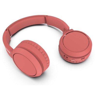 Наушники Philips Wireless Mic headpohones TAH4205 (TAH4205RD/00) Red 3