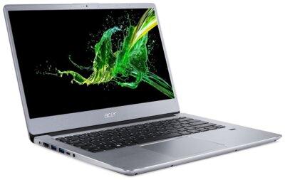 Ноутбук Acer Swift 3 SF314-41 (NX.HFDEU.044) Platinum Grey 2