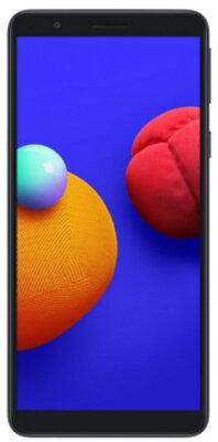 Смартфон Samsung Galaxy A01 Core (A013F) 1/16GB DS Black 1