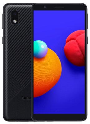 Смартфон Samsung Galaxy A01 Core (A013F) 1/16GB DS Black 3