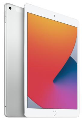 "Планшет Apple iPad 10.2"" Wi-Fi + LTE 32Gb Silver (MYMJ2RK/A)2020 3"