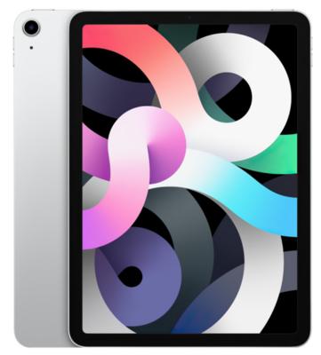 "Планшет Apple iPad Air 10.9"" Wi-Fi 64Gb Silver (MYFN2RK/A)2020 1"