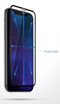 Комплект защитных стёкол 2E для Galaxy A51(A515) 2.5D FCFG Black border 2
